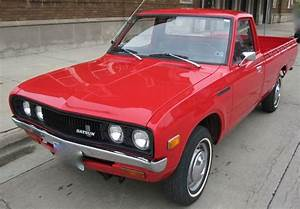 Datsun 620 Pick-up - Overview