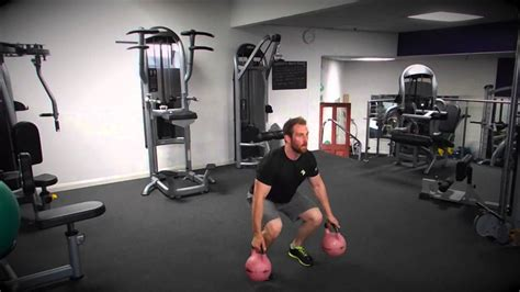 kettlebell squat jumps