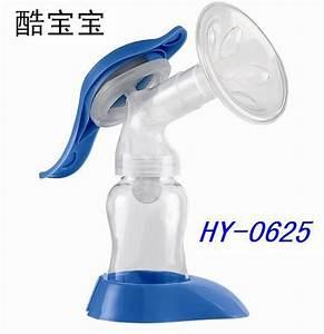 China Manual Breast Pump  Hy-0625