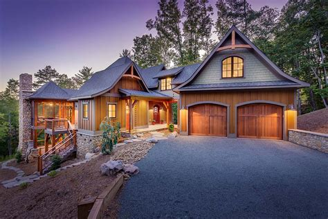 custom home exteriors photo gallery