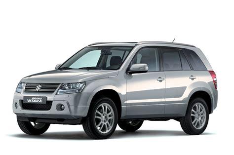 Suzuki Grand Vitara  Suzuki Boosts Grand Vitara, Jimny
