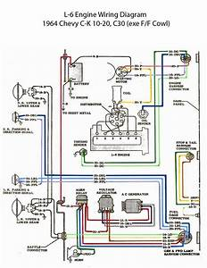 12  1963 Chevy Truck Ignition Wiring Diagram