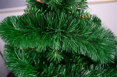 free shipping christmas tree decoration 2m luxury thick tinsel army green garland christmas