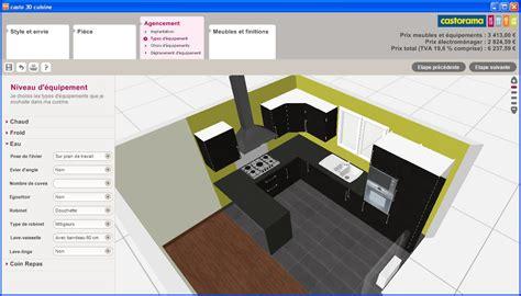 casto 3d cuisine agrandissement de la capture d 39 écran