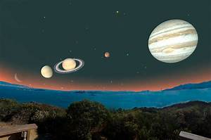 How to See Five Planets Align in the Morning Sky