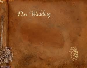joy  couple married    wedding album missing