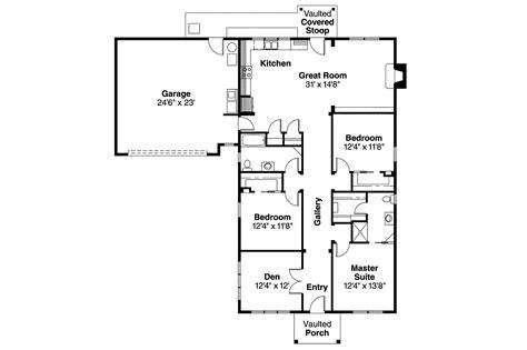 craftsman floor plans craftsman style home plans craftsman style house plans 17