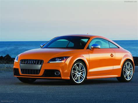Audi Tts Coupe Wallpaper by Audi Tts Coupe And Roadster 2009 Car Picture 07 Of