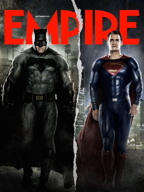 Batman Vs Superman Images Feature Bruce Wayne And Clark