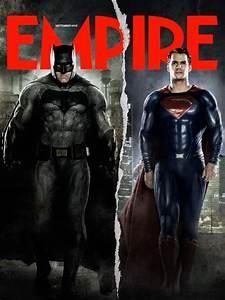 Batman vs Superman Images Feature Bruce Wayne and Clark ...