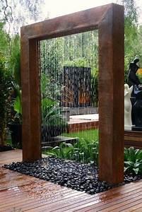 10, Soothing, Diy, Garden, Fountains, U2022, The, Garden, Glove