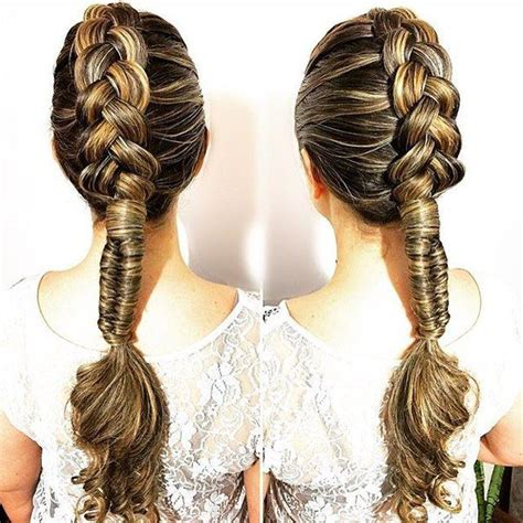 dutch infinity braid hair hair hair styles braids