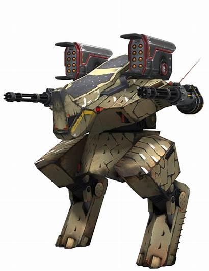 War Robots Walking Robot Rhino Battle Xenomorph