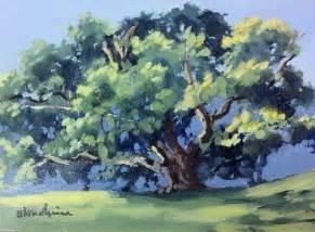 tree painter a of live oak studies