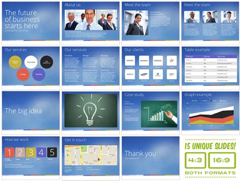 presentations ppt the mega powerpoint presentation deck bundle
