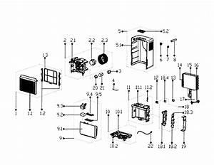 Edgestar Dehumidifier Parts