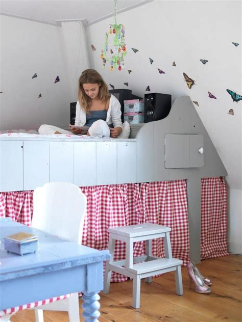girly loft beds mommo design bloglovin