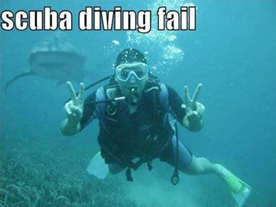 scuba diving fail instant humour funny  humorous