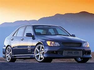 Custom 2001 Lexus Is 300 Tuner Car