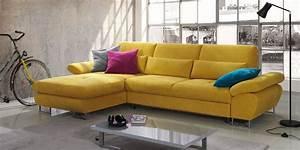 Sofa Mit Ottomane Und Schlaffunktion : sofa mit schlaffunktion und bettkasten kaufen ~ Eleganceandgraceweddings.com Haus und Dekorationen