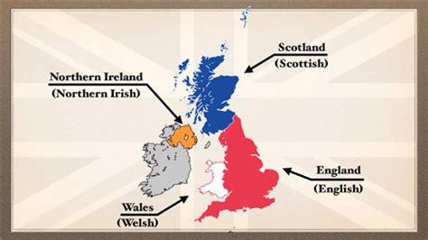 london england uk britain  scotland ireland map