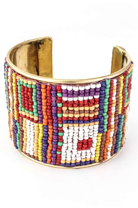 Multi Colored Seed Bead Cuff Bracelet  Bracelets. Ancient Egyptian Bracelet. Celtic Wedding Rings. Multi Colored Earrings. Princess Cut Anniversary Band. Gold Band Wedding Ring. March Birthstone Necklace. Art Deco Engagement Rings. Multi Gemstone Bracelet