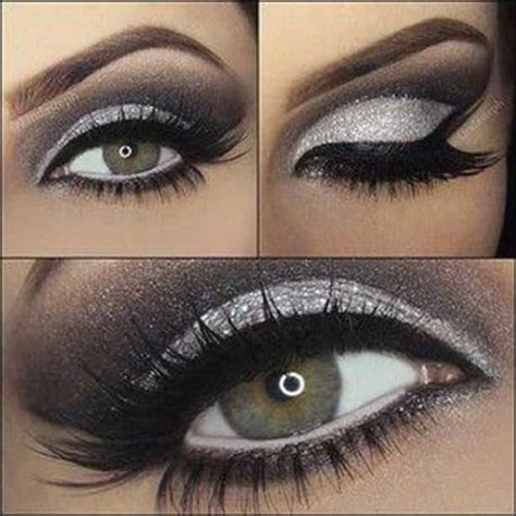 makeup trends    year eve  woman  love  copy