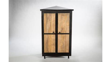 meuble d 39 angle atelier maisons du monde meuble d angle salon bois maison design wiblia com