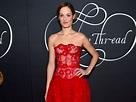 'Phantom Thread' star Vicky Krieps on working with Daniel ...