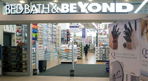 Bed Bath And Beyond Canada Bathroom Storage bed bath and beyond opens its largest store in canada at