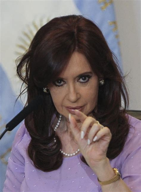 If you know the time of birth of cristina fernandez de kirchner, we would appreciate it if you would send us your information with. Cristina Kirchner quebra o silêncio e critica marcha em ...