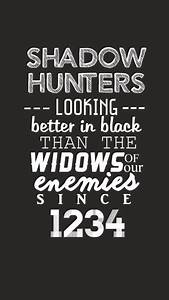 Mortal Instruments Wallpaper Quotes | www.imgkid.com - The ...