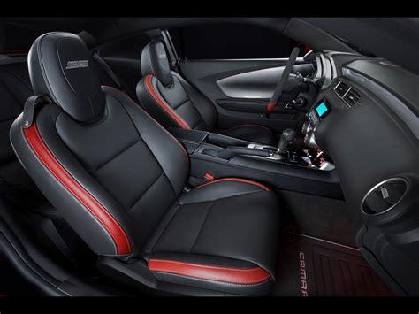 2011 Camaro Interior