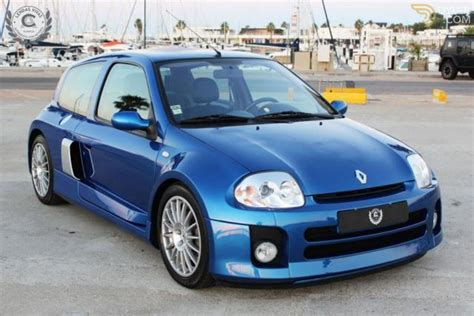 Renault Clio V6 For Sale by 2001 Renault Clio Sport V6 3 0 For Sale 2324 Dyler
