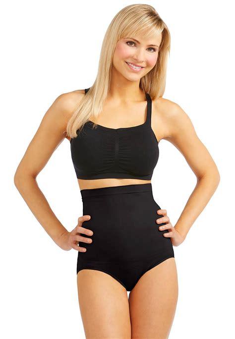 black wedges size 10 black high waist seamless plus intimates cato fashions