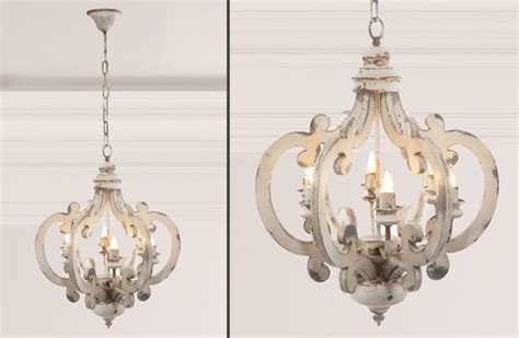 distressed white chandelier distressed wood chandelier chandeliers white chandelier