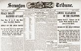 Feb. 6, 1899: US Senate Ratifies Treaty of Paris