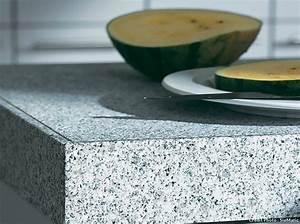 Plan De Travail En Granit Prix : plan de travail pour cuisine mat riaux cuisine maison ~ Louise-bijoux.com Idées de Décoration
