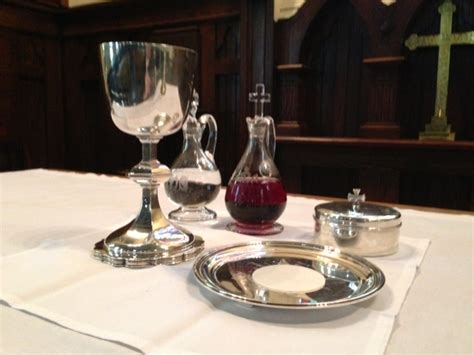 home communion usk ministry area
