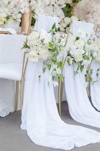 Accessoires Deco Mariage : on vous pr sente la housse de chaise mariage en 53 photos ~ Teatrodelosmanantiales.com Idées de Décoration