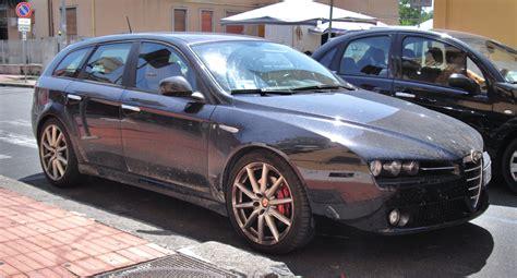 Alfa Romeo 159 Usa by 2010 Alfa Romeo 159 Sportwagon Pictures Information And