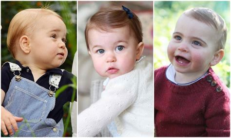 A Sweet Detail That Connects George, Charlotte And Louis ...
