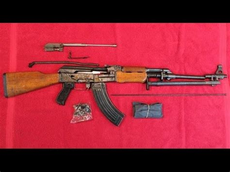 Affordable and search from millions of royalty free images, photos and vectors. Yugo M72 RPK Light Machine Gun Parts Kit - YouTube
