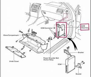 3c243 1995 Lexus Sc400 Fuse Box