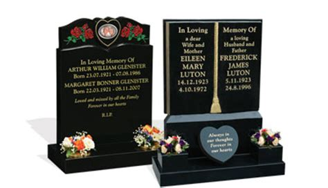 headstones for graves great designs and prices