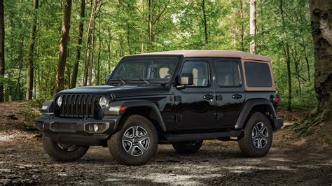 jeep wrangler jl diesel special editions