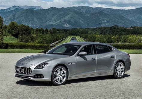 Maserati Quattroporte by 2018 Maserati Quattroporte Update Now On Sale In Australia