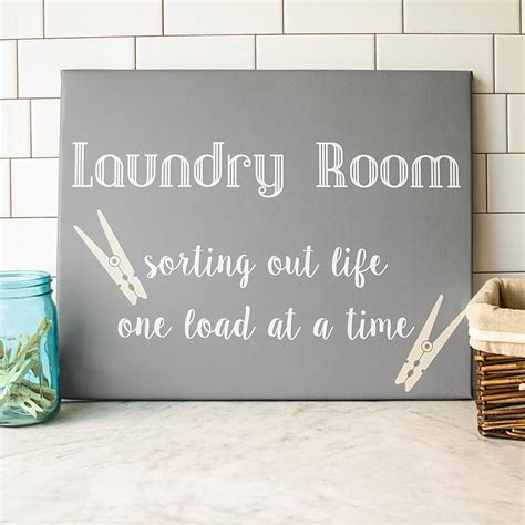 """16 In X 20 In """"laundry Room Canvas"""" Wall Artlad2109st. Oversized Living Room Chair. Decorative Glassware. Wedding Decorator Prices. Camouflage Party Decorations. Room Signs. Decorating Classes. Home Decorators Collection Outlet. Spare Room Closet"""