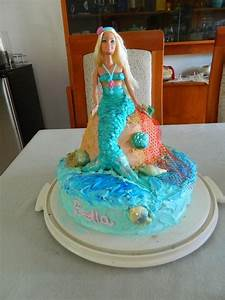 You have to see Mermaid cake by Rizkymom!