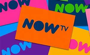 NOW TV Unveils New 'Magic-Inspired' Brand Identity - Logo Designer